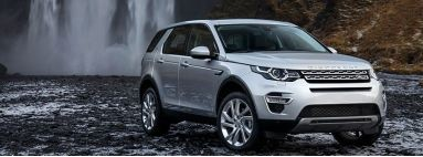 Диски для Discovery Sport